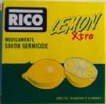 RICO Lemon Xtra - Medicated Germicidal Soap